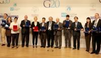 Üsküdar Üniversitesi'nden Almanya`daki G20 Zirvesi'ne Destek